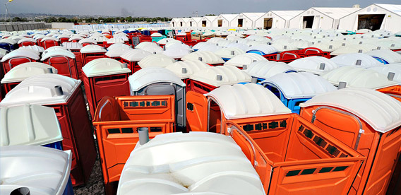 Champion Portable Toilets in Morton,  IL